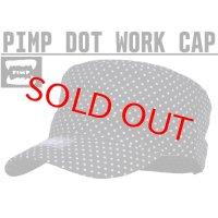 PIMP DOT WORK CAP