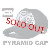 PIMP PYRAMID CAP BLACK