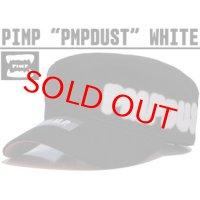 "PIMP ""PIMPDUST"" BLACK×WHITE"