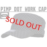 PIMP DOT WORK CAP