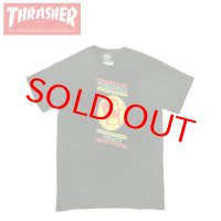 THRASHER Burnt Tee