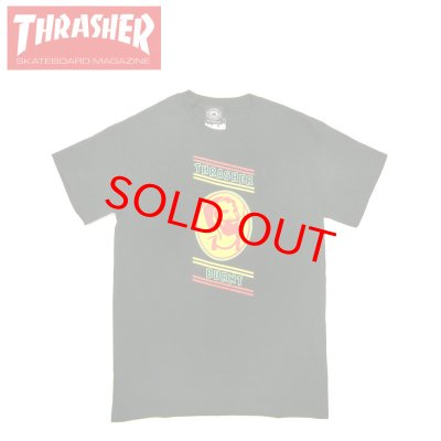 画像1: THRASHER Burnt Tee