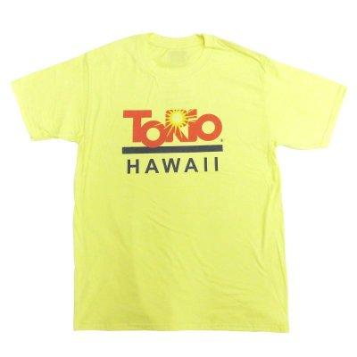 画像1: TORIO  ハワイTee Yellow