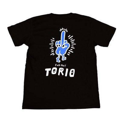 画像1: FUCK ME TORIO FUCK君 BLACK