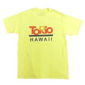 画像: TORIO  ハワイTee Yellow